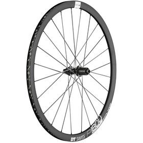 DT Swiss P 1800 Spline DB 32 Rear Wheel Alu Center Lock 142/12mm TA, black